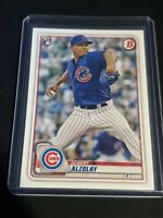 2020 Bowman #18 Adbert Alzolay Chicago Cubs Rookie Card RC Pitcher MLB NL