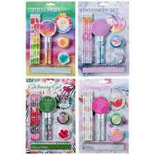16pc KIDS STATIONARY SET AVAILABLE IN FOUR DESIGNS FASHION COLOURING BOOK
