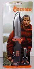 Gerber Bear Grylls, Kräftiges Outdoor-Messer, Ultimate Knife