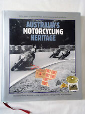 RARE AUSTRALIA'S MOTORCYCLING HERITAGE 1946-1998 BOOK