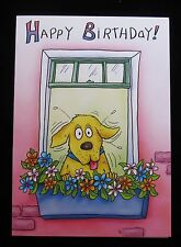 Oatmeal Studios Greeting Card Birthday Humor Funny Dog Multi Color R331