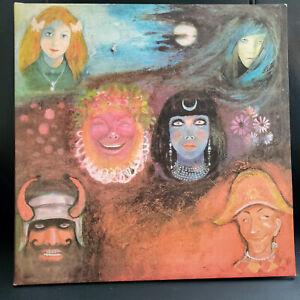 King Crimson In the Wake of Poseidon Vinyl LP Record