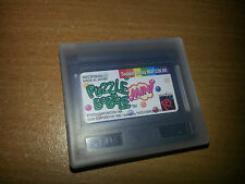 Puzzle Bobble Mini  Neo Geo Pocket Color NEW With Case Official Bubble Bobble