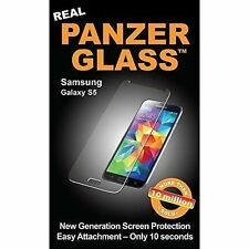 New Genuine PanzerGlass 1035 Samsung Galaxy S5 Glass Screen Protector Guard