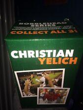 Christian Yelich Greensboro Grasshoppers SGA Bobblehead Minor League MiLB
