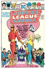 JUSTICE LEAGUE OF AMERICA #121 ADAM STRANGE WEDDING DC COMICS 1975 VF