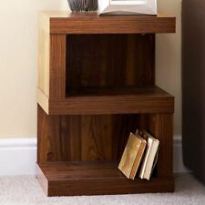Solid Wood Less than 30 cm Width Modern Side & End Tables