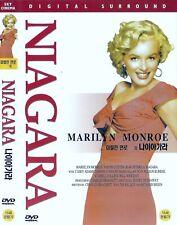 Niagara (1953) Marilyn Monroe / Joseph Cotten DVD NEW *FAST SHIPPING*