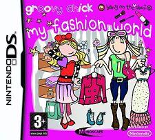 Mi Mundo De La Moda Ds