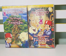 ENID BLYTON ENCHANTED WOOD ANIMATED SERIES ENCHANTED LANDS 2 VIDEOS 135 MINUTES!