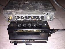 porsche 911 912 Radio Blaupunkt Frankfurt W/Tape Player player TESTED RARE SET