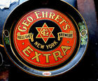 1930s GEO. EHRET'S HELL GATE Brewery Serving Tray  New York