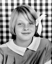 JODIE FOSTER 8x10 PICTURE YOUNG FREAKY FRIDAY PHOTO