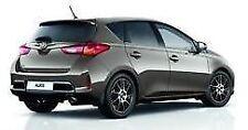 Genuine Toyota Auris / Hybrid Front & Rear Full Set Mud flaps (4) - 53008-02010