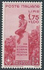 1936 REGNO ORAZIO 1,75 LIRE MNH ** - I53-5