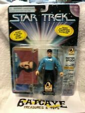 Play mates Star Trek The Cage Mr Spock  5 inch Action Figure