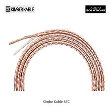 Kimber Kable 8TC Speaker Cable, (price $139 is per meter)