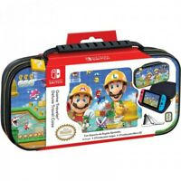 Mario Maker 2 Game Traveler Deluxe Travel Case for Nintendo Switch