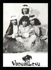 Vanua Levu Autogrammkarte TOP ## BC 64157 D