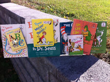 Dr. Seuss books Coat/hat rack. One of a Kind Hooks for hanging by GmaJanisew