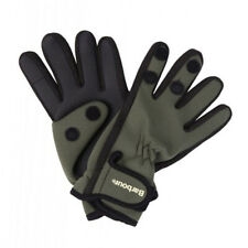 Barbour Neoprene Gloves Green NEW IN