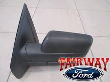 11 thru 14 F-150 OEM Genuine Ford Heated Signal LEFT Driver Mirror PAINTABLE