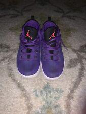 Jordan Reveal Purple Tennis Shoes Size 7