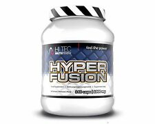HYPERFUSION 240 caps. TEN DIFFERENT TYPES OF CREATINE - ETHYL ESTER, HCL, MALATE