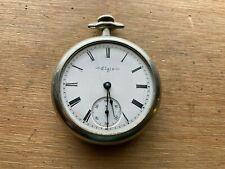 Jewel Pocket Watch Elgin 18s 7