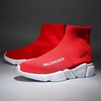HOT Popular Men's  Breathable Running Sports Sneakers Socks Shoes 2018 New NNNNN
