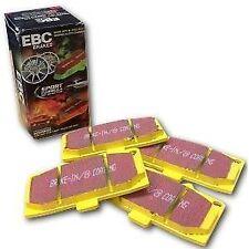 EBC YELLOWSTUFF BRAKE PADS REAR MITSUBISHI EVO 4 5 6 7 8 9 2.0 TURBO DP41538R