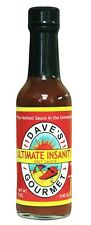DAVE'S ULTIMATE INSANITY HOT SAUCE - 5oz