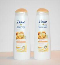 (2) Dove Smoothing Ritual Shampoo 12oz
