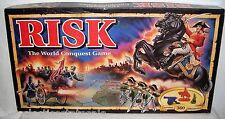 Parker Brothers ©1993 RISK War Strategy Game COMPLETE & READY TO PLAY