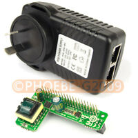 Gigabit Raspberry Pi 4 4B 3B+ 3B Plus PoE HAT+ PoE Injector Power Over Ethernet