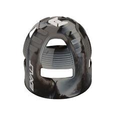 Exalt Tank Grip - Fits All Hpa Tanks - Charcoal Swirl - Paintball
