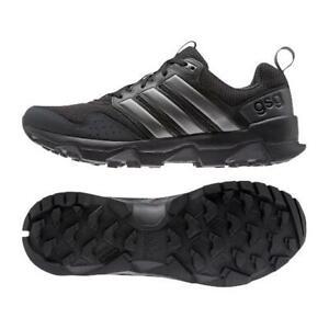 Adidas GSG 9 Trail Running Shoes Black/Dark Grey