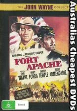 Fort Apache DVD NEW, FREE POSTAGE WITHIN AUSTRALIA REGION ALL