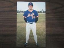 1986 Tcma New York Mets Doug Sisk Postcard