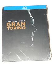 Gran Torino Blu Ray Metalpak Steelbook Clint Eastwood