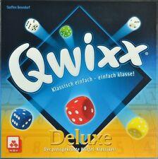 QWIXX DELUXE Das spannende Würfelspiel Spiel ab 8 Jahre Kreuze machen
