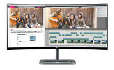 34'' Class Curved 21:9 UltraWide® IPS LED Monitor LG 34UC87C-B