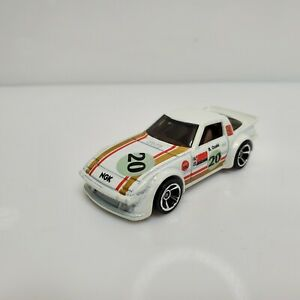 Rare Hot Wheels Super Speeders Mazda RX-7 Mystery Pack White