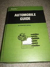 Audel Automobile Guide 1972