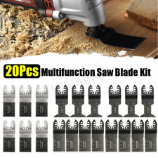 20PCS Oscillating Multi Tool Saw Blade SET For Fein Multimaster Makita
