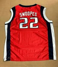 Sheryl Swoopes Signed Houston Comets Jersey PSA/DNA C87660