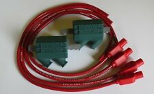 Suzuki GS1000G 3 ohm Dyna Performance Ignition Coils and Taylor Leads.red