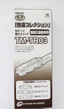 Tomytec N Scale  264484 TM-TR03 Power Road Surface 2 Connecting Road