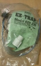 "EZ-TRAP 3/4"" CONDENSATE TRAP W/OVERFLOW SWITCH AND BRUSH EZT210"