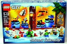 LEGO City 60201 Advent Calendar for 2018 - 313 pcs NIB